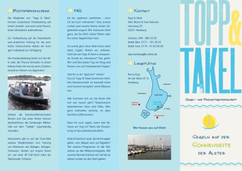 Flyer Topp & Takel